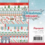 Yvonne-Creations-Paperpack-YCPP-10019-Christmas-Dreams