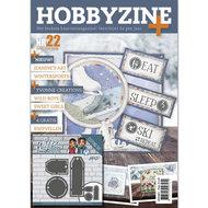 Hobby-Zine-PLUS-22-met-gratis-Die-van-Yvonne-Creations