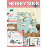 Hobby-Zine-PLUS-24-met-gratis-Die-van-Yvonne-Creations