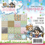 Yvonne-Creations-Paperback-YCPP-10012-Tots-&-Toddlers-15.2x15.2cm